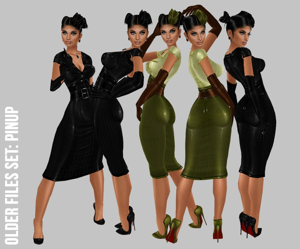 IMVU file sales: pinup