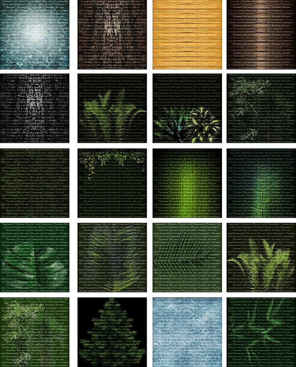 :: ROOM TEXTURE PACK - NATURE::