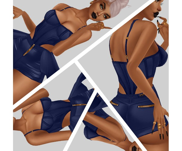 IMVU file sales - INDIGO - top body style