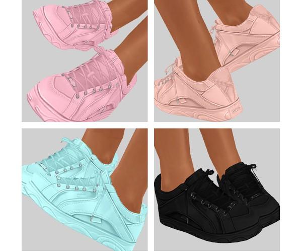 IMVU file sales - ACTIVE - sneakers