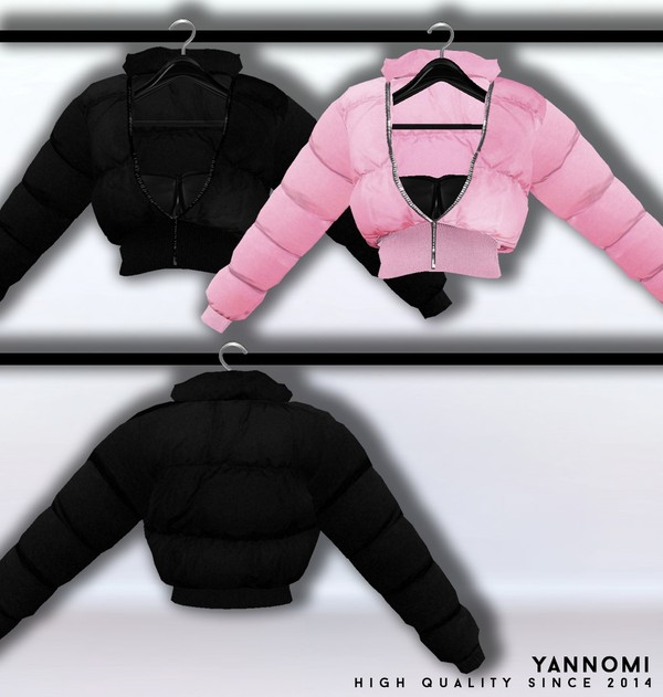 IMVU FILE SALES 2019: Fall Collection | Busty Jacket