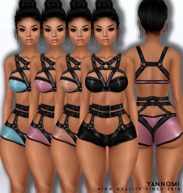 IMVU file sales: harness set | v.3