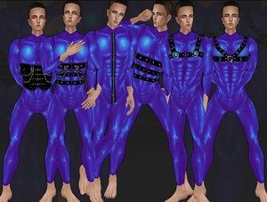 : EXCLUSIVE MALE 2014 LATEX TEXTURE GENERATOR ::