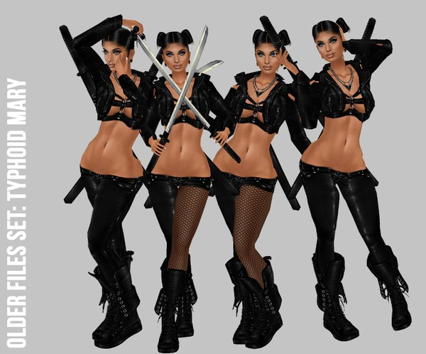 IMVU file sales: typhoid mary