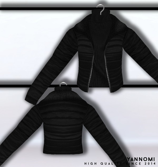 IMVU FILE SALES 2019: Fall Collection | Jacket and turtleneck