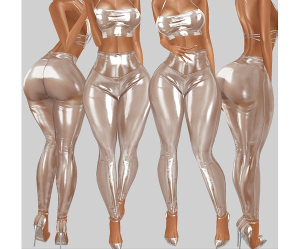 IMVU file sales - transparent highwaist bottom