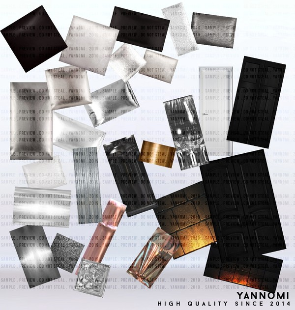 YANNOMI IMVU FS: room pack random big!