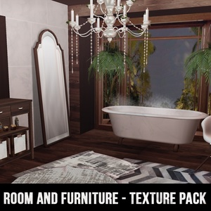 Woody Bathroom Set