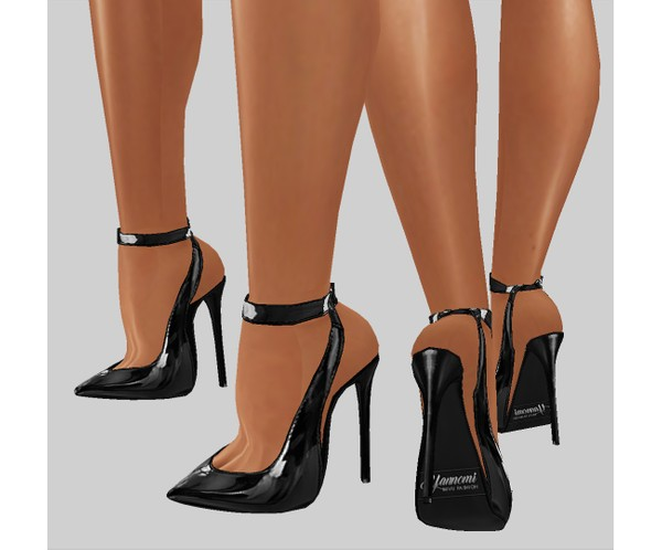 IMVU file sales - latex pumps v.3