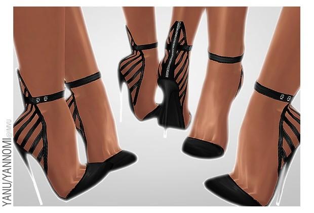 [ zoe heels ]
