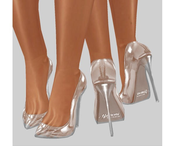 IMVU file sales - transparent glass pumps v.1