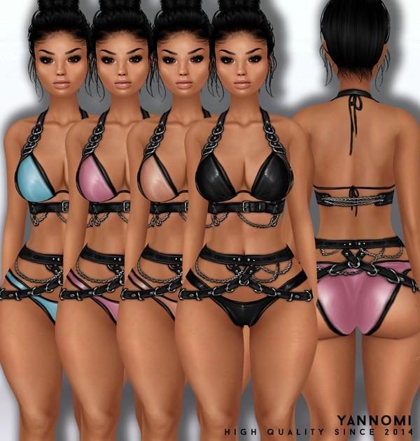 IMVU file sales: harness set | v.2