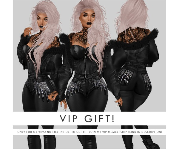 VIP GIFT: october 01