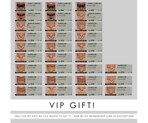 VIP GIFT:  may 2020