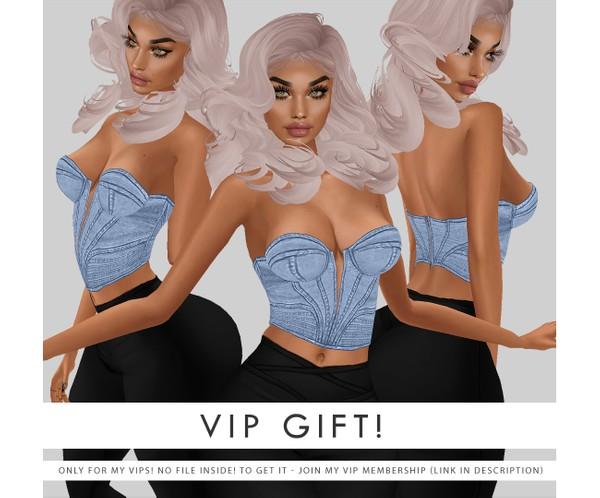 VIP GIFT:  april 2020