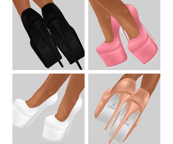 IMVU file sales - BOSS - heels