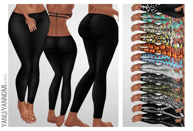 [ leggins 2016 with patterns ]