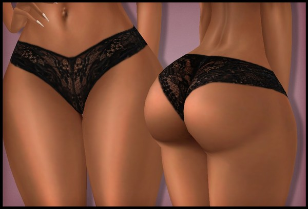 IMVU 2019 files: valentine lingerie - undies v.9