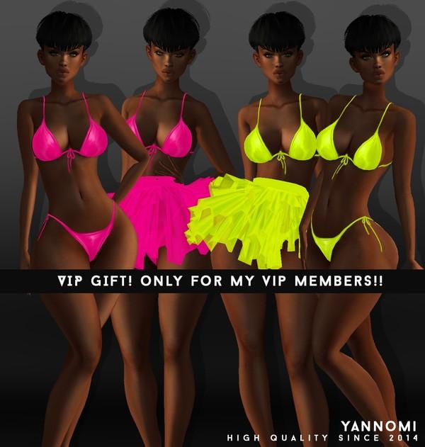 VIP GIFT: july 01