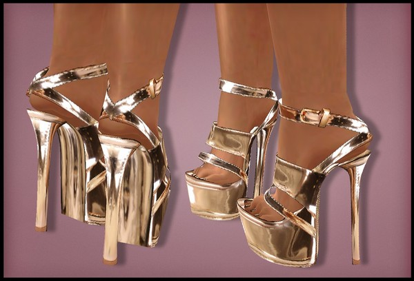 IMVU files: metallic platforms
