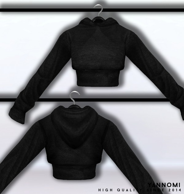 IMVU FILE SALES 2019: Fall Collection | Hoodie