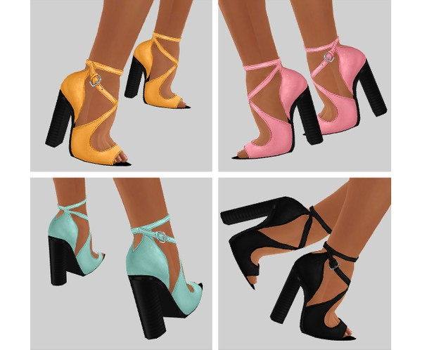 IMVU file sales - SUMMER - ankle boots