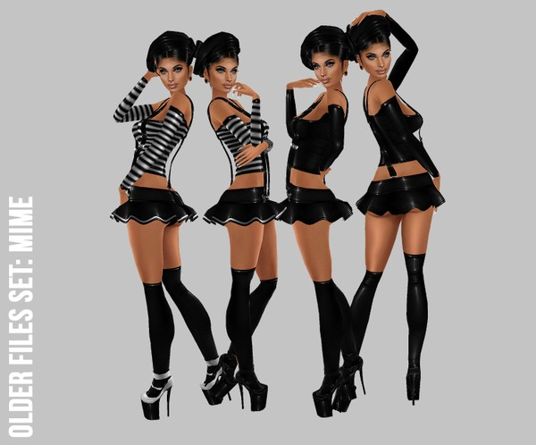 IMVU file sales: mime