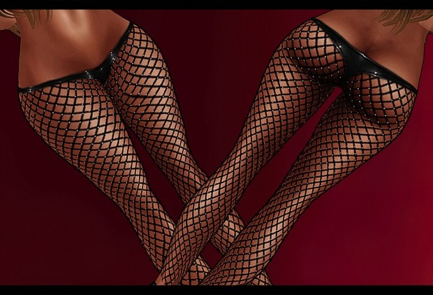 :: FISHNET PANTIES ::