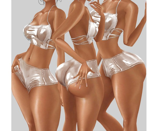 IMVU file sales - transparent shorts