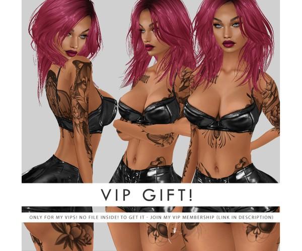 VIP GIFT:  february 2020