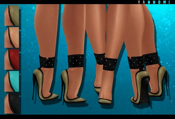 IMVU 2018: kardashians heels