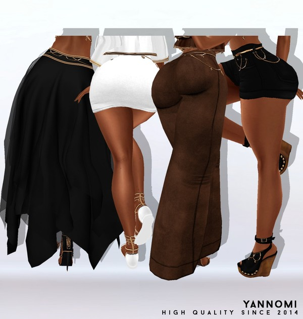 Y: LIMITED FILE: boho collection 2019 | bottom pack
