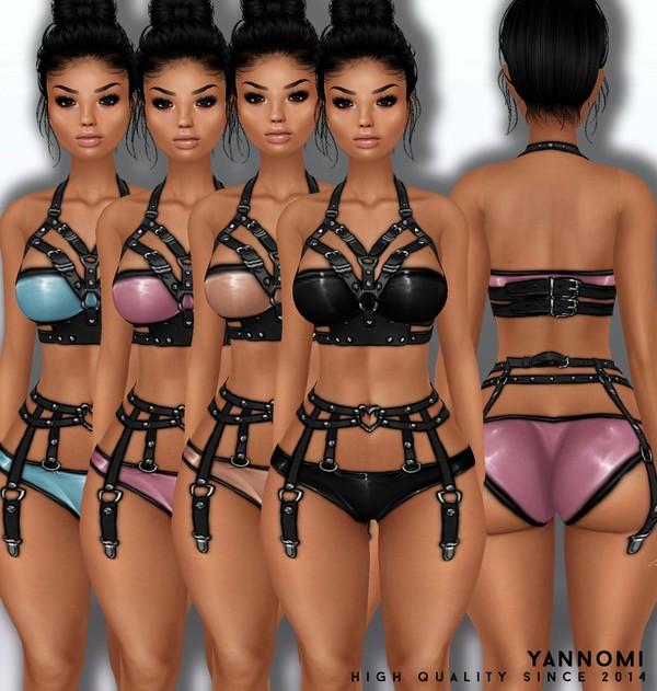 IMVU file sales: harness set | v.4