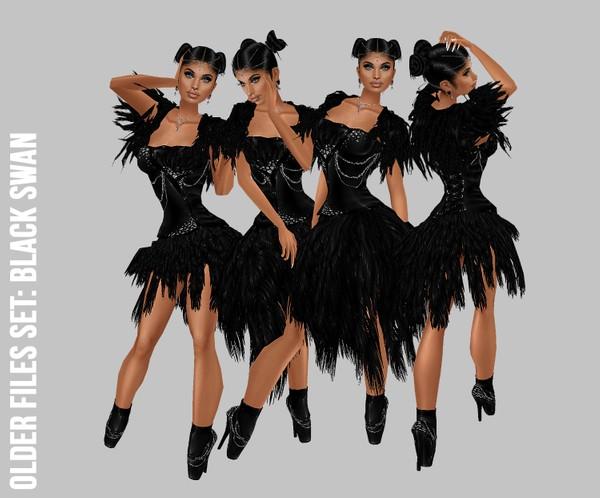 IMVU file sales: black swan
