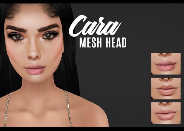 IMVU mesh heads - cara