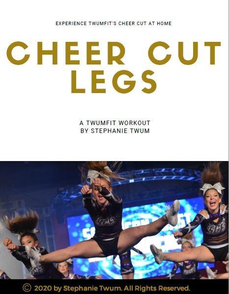 Cheer Cut Legs