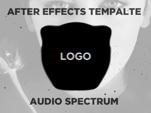 [After Effects Template] Trap Nation Audio Visual / Spectrum