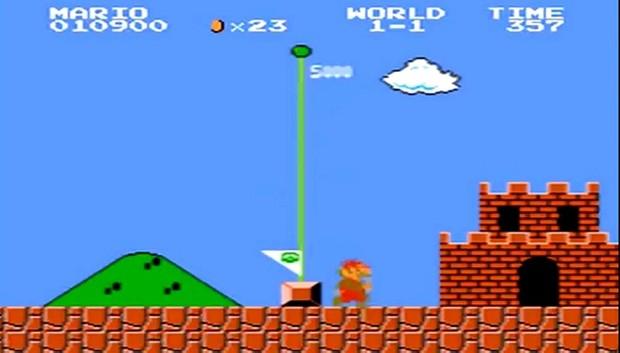 Roland FA Custom Screensaver (Mario)