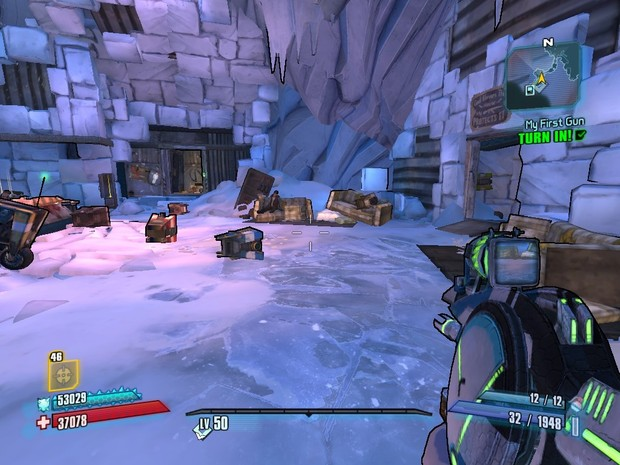 Borderlands 2 Modded starter save(MAYA)