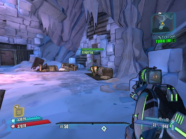 Borderlands 2 Modded starter save(GAIGE)