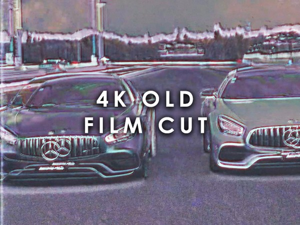 OLD Film Cut Pack (21 elements)
