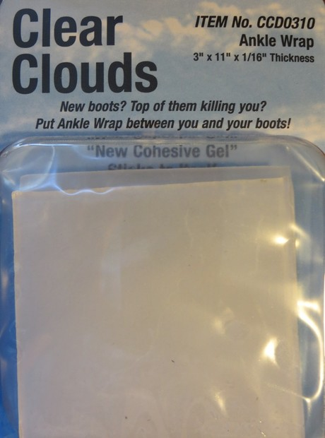 Clear Clouds Ankle Wrap