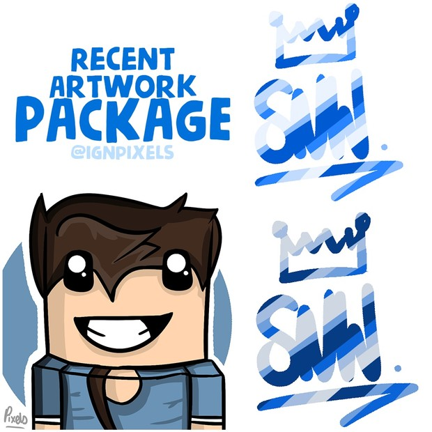Artwork Package (Logo + Signature)