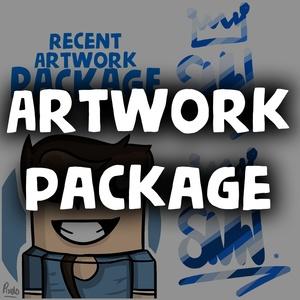 Artwork Package (Logo + Signature)