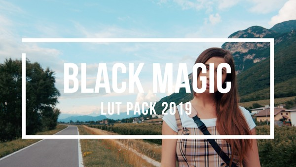 Blackmagic Lut Pack 2019