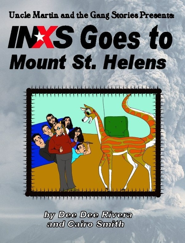 INXS Goes to Mount St. Helens