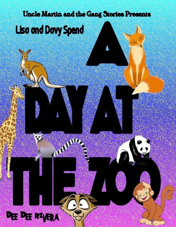 Lisa And Davy Spend A Day At The Zoo