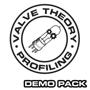 Valve theory demo pack :  Single coil , Humbucker and Hollowbody demo rigs