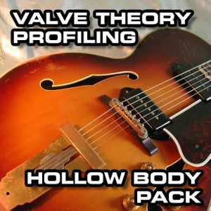 ATM Hollow body & arch top profile pack for the Kemper profiling Amplifier