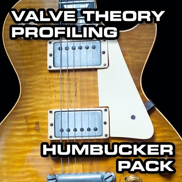 ATM Humbucker profile pack for the Kemper profiling Amplifier